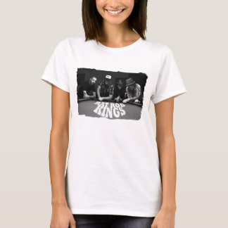 Rat Rod Kings Baby Doll Black and White T-Shirt