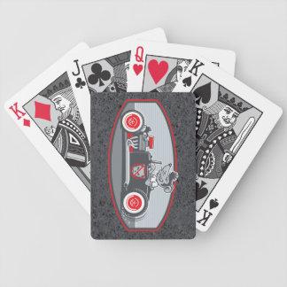 Rat Rod Poker Deck