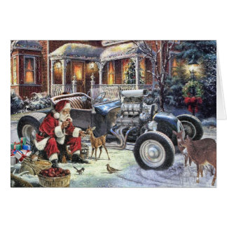 Rat Rod Studios Christmas Cards 2