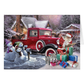Rat Rod Studios Christmas Cards 6