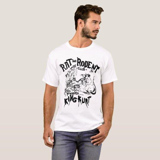 Rat & Rodent Club mens white T-Shirt