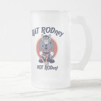Rat Rodney Mug