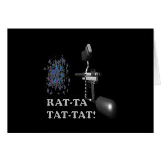 Rat Ta Tat Tat 2 Card