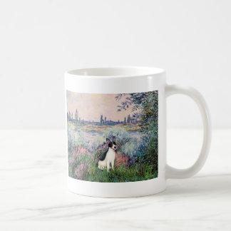 Rat Terrier - By the Seine Basic White Mug