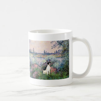 Rat Terrier - By the Seine Coffee Mug