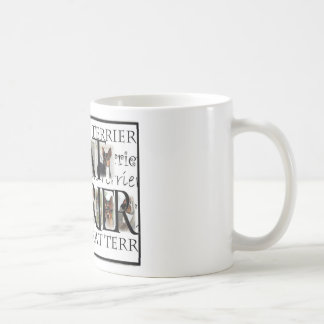 Rat Terrier Collage Coffee Mug
