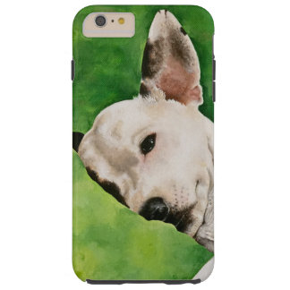 Rat Terrier Dog Tough iPhone 6 Plus Case