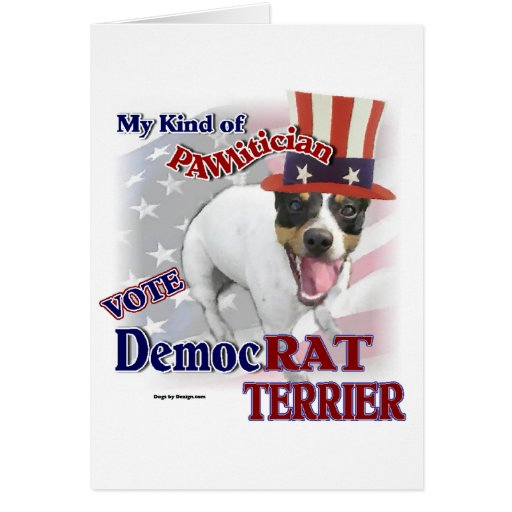 RAT TERRIER Gifts Cards