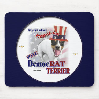 RAT TERRIER Gifts Mouse Mats