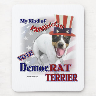 RAT TERRIER Gifts Mouse Pads