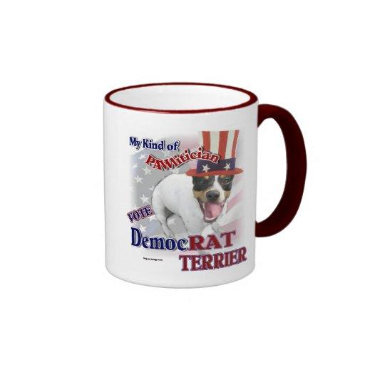 RAT TERRIER Gifts Coffee Mug