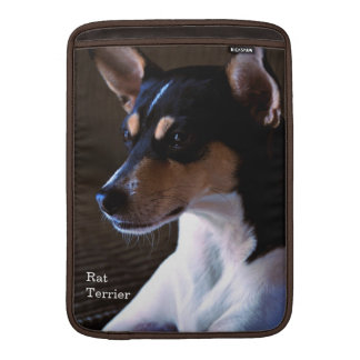 Rat Terrier MacBook Air Sleeve