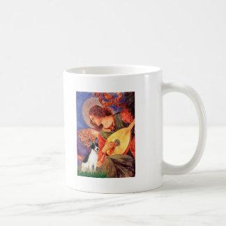 Rat Terrier - Mandolin Angel Basic White Mug