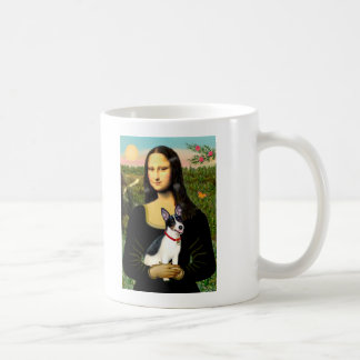 Rat Terrier - Mona Lisa Coffee Mug