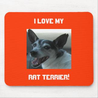 Rat Terrier Mouse Pad