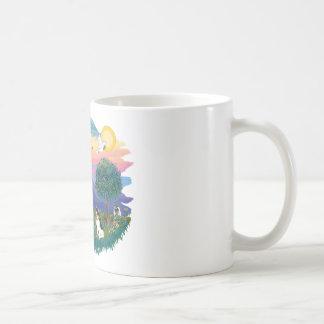Rat Terrier Classic White Coffee Mug