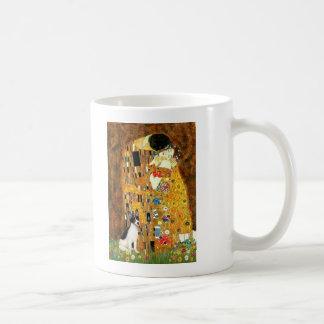 Rat Terrier - The Kiss Basic White Mug