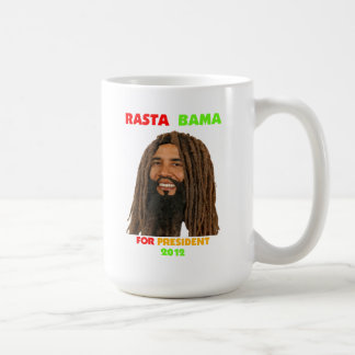 Rata Bama for President 2012 Mug
