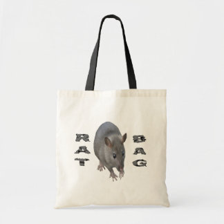 RATBAG Rat Tiny Tote Bag