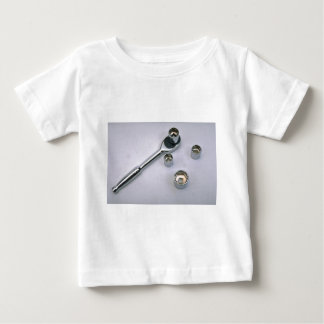 Ratchet and three sockets tshirts