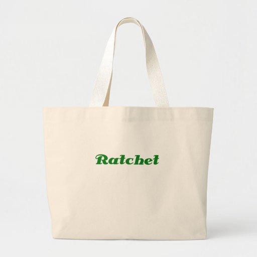 Ratchet Canvas Bag