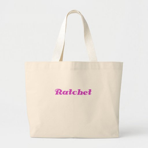 Ratchet Canvas Bags