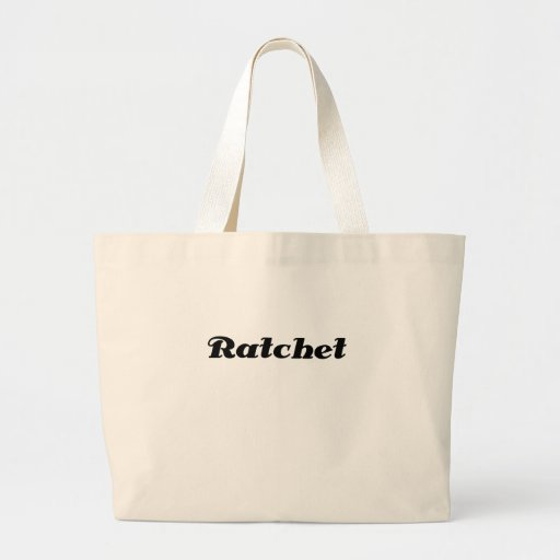 Ratchet Tote Bags