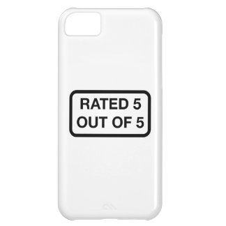Rated 5 Out Of 5 iPhone 5C Cases