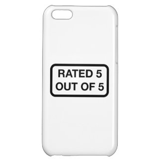 Rated 5 Out Of 5 iPhone 5C Case