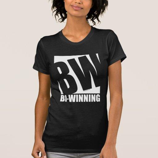 Rated Bi-Winning - Dark T Shirt