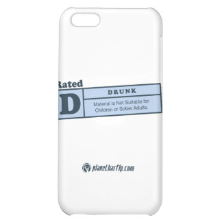 rated-d for drunk cover for iPhone 5C