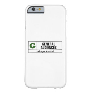 Rated G Barely There iPhone 6 Case