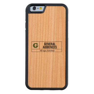 Rated G Cherry iPhone 6 Bumper Case