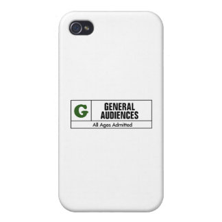 Rated G iPhone 4 Case