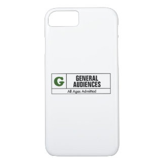 Rated G iPhone 7 Case