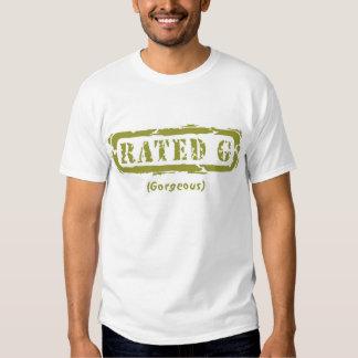 Rated G Tee Shirt