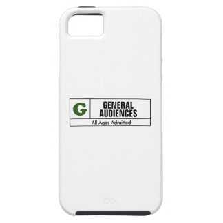 Rated G Tough iPhone 5 Case