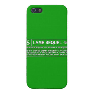 Rated LS Cases For iPhone 5