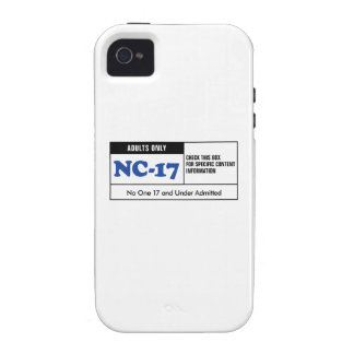 Rated NC-17 iPhone 4 Cases