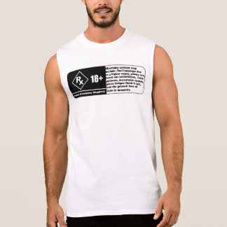Rated Rx Sleeveless Shirt