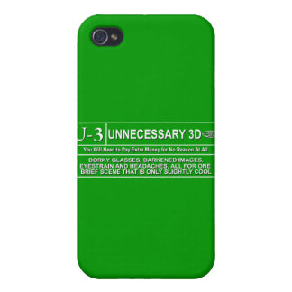 Rated U-3 iPhone 4 Cover