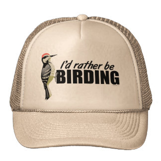 Rather Be Birding Cap