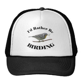 Rather Be Birding Hats