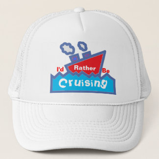 Rather Be Cruising hat