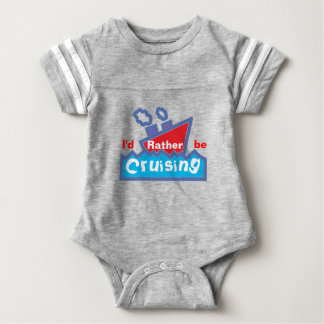 Rather Be Cruising Tees