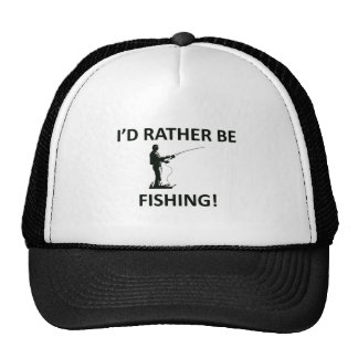 Rather be fishing hats