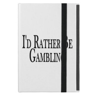 Rather Be Gambling Case For iPad Mini