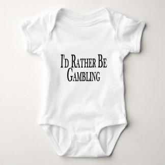 Rather Be Gambling T-shirts