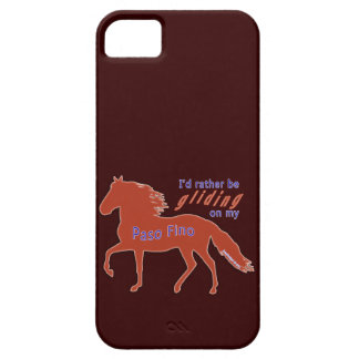 Rather Be Gliding Paso Fino iPhone 5 Case