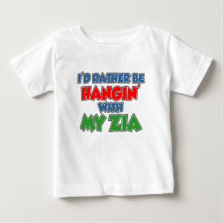 Rather Be Hanging With Zia Shirts